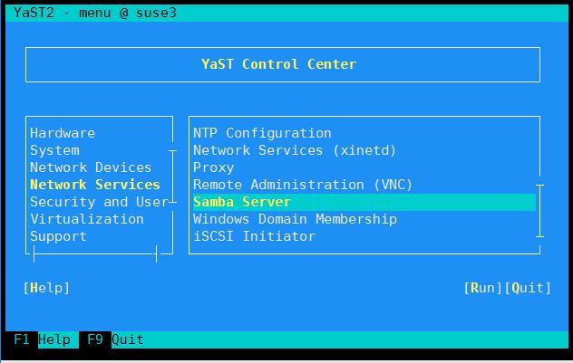 suse-yast2-netword-service-samba